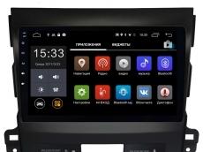 Штатная магнитола Parafar 4G/LTE для Mitsubishi Outlander XL на Android 7.1.1 (PF056)