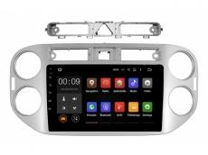 Штатная магнитола Parafar 4G/LTE с IPS матрицей для Volkswagen Tiguan 2013-2015 на Android 7.1.1 (PF