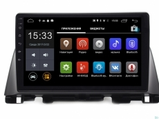 Штатная магнитола Parafar 4G/LTE с IPS матрицей для Kia Optima 2016+ на Android 7.1.1 (PF580)