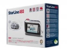 Сигнализация StarLine Twage A93