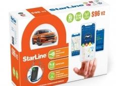 Автосигнализация StarLine S96 V2 BT 2CAN+4LIN GSM